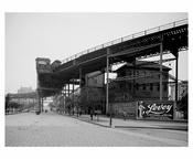 110th Street Station 1905 - Upper West Side - Manhattan NY