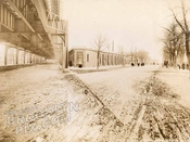15th Avenue, southwest from New Utrecht Avenue and 67th Street, 1918