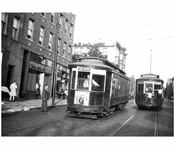 15th Street & 8th Ave 1941 15th Street Line Brooklyn NY
