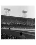 1956 World Series at Ebbets Field - Brooklyn NY