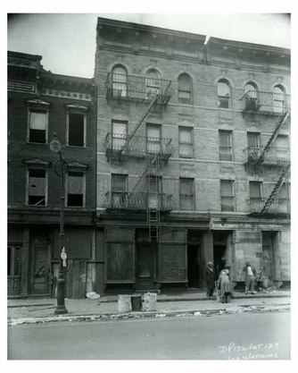 1960 - Brownsville Brooklyn NY