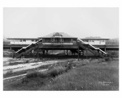 207th Street Station construction for IRT nearing complete - Inwood - New York, NY 1906
