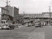 25th Avenue looking east to 86th Street, 1949