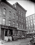 270 Stone Avenue at the southwest corner of Liberty Avenue, 1953