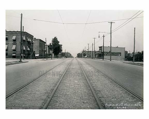 31st Street & 39th Ave  - Astoria - Queens, NY 1913