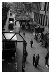 3rd Ave L 1940'S - Lower East Side  - Downtown Manhattan