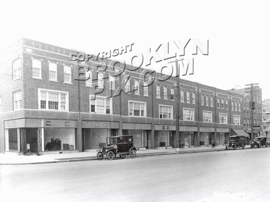 4th Avenue between 86th and 87th Streets, 1923