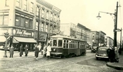 5th Avenue and Union Street Park Slope Brooklyn 1948