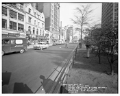 60th Street & Broadway looking at Martin's Bar 1957 - Upper West Side - Manhattan - New York, NY