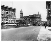 72nd Street Station - Upper West Side - New York, NY 1910