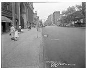 79th Street & Broadway looking at Central Mall 1957 - Upper West Side - Manhattan - New York, NY