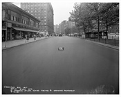 79th Street & Broadway looking at F.W. Woolworth Co. 1957 - Upper West Side - Manhattan - New York, NY