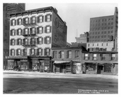 7th Ave between 17th & 18th Streets - Chelsea  NY 1914
