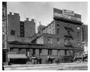 7th Ave between 22nd & 23rd Streets - Chelsea  NY 1914