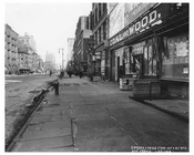 7th Avenue between 20th & 21st Streets - Chelsea  NY 1915