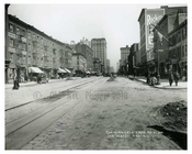 7th Avenue - between 20th & 21th Streets  1917 Chelsea NYC