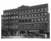7th Avenue between 21st & 22nd Streets - Chelsea - NY 1914