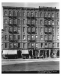 7th Avenue between 21st & 22nd Streets  - Chelsea  NY 1915