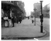 7th Avenue between 22md & 23rd Streets - Chelsea  NY 1915