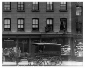 7th Avenue between 29th & 30th Streets - Chelsea - NY 1914