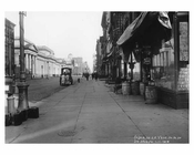 7th Avenue between 30th & 31st Streets - Chelsea  NY 1915