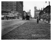 7th Avenue between 36 & 37 Streets  1917 Chelsea NYC