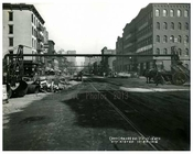 7th Avenue between17th & 18th Streets 1916 August 1916 Chelsea NYC