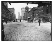 7th Avenue - between33rd & 34th  Streets  1917 Chelsea NYC