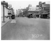 7th Avenue Street View between 32nd & 33rd Streets Sept 10th 1915