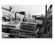 82nd Street 1970 - Jackson Heights - Queens, NY