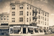 8625 Fourth Avenue at 87th Street, 1940s