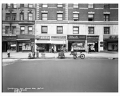86th Street & Broadway Storefronts 1957 - Upper West Side - Manhattan - New York, NY
