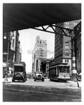 8th Avenue looking from West 53rd Street Hells Kitchen - Manhattan 1931
