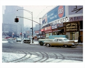8th & West 110th Street 1963 - Morningside Heights - Manhattan - New York, NY