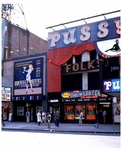 Adult Theaters in 1970s Times Square