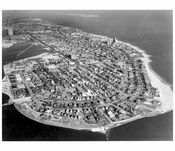 Aerial view of Seagate