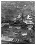 Aerial View the 1939 Worlds Fair - Flushing - Queens - NYC