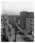 An Aerial View Metropolitan Ave  - Williamsburg - Brooklyn, NY 1917