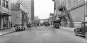 Ashland Place looking north to Lafayette Avenue, 1929