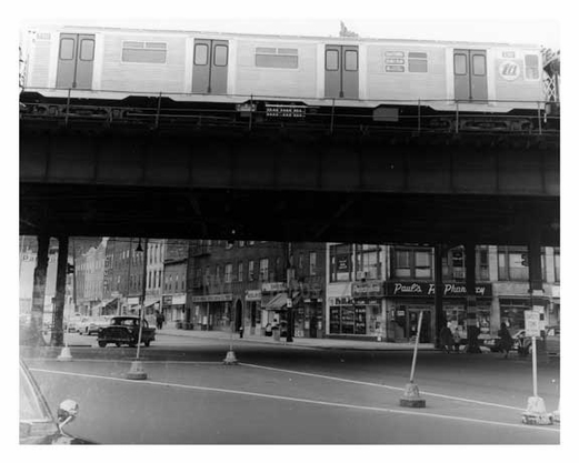 Astoria Blvd. 1964 - Astoria -  Queens NY