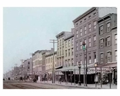 Atlantic Ave Between  Henry & Clinton 1900 Brooklyn Heights - Brooklyn NY