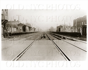 Autumn Ave Station East New York LIRR 1918