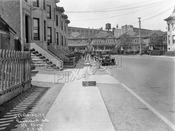 Avenue C looking west from McDonald Avenue to Dahill Road, 1929