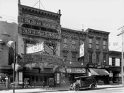 B.F. Keith's Greenpoint Theater, 825-827-831 Manhattan Avenue, 1928