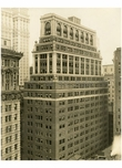 Bank of America - Wall & William Streets 1927
