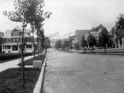 Barbey Street north toward Arlington Avenue, 1906