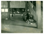 Baseline Station Newsstand - Manhattan Terminal 1928 Civic center