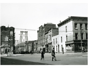 Bedford Ave & South 6th Street from Broadway - 1922