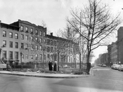 Bedford Avenue and Division Street, 1961
