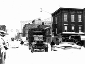 Berry Street northeast to North 5th Street, 1960
